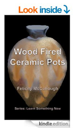 Title: Wood Fired Ceramic Pots - Description: Wood Fired Ceramic Pots