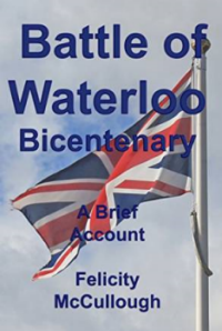 Cover Battle of Waterloo Bicentenary A Brief Account