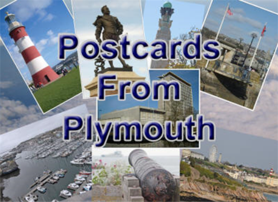 Title: Postcards from Plymouth - Description: Postcards from Plymouth